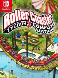 RollerCoaster Tycoon 3 Switch download code