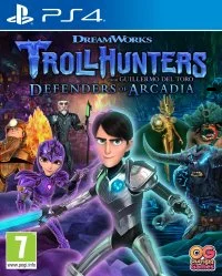 Trollhunters Defenders of Arcadia ps4 download code