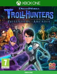 Trollhunters Defenders of Arcadia xbox one download code