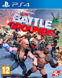 WWE 2K Battlegrounds ps4 download code