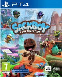 Sackboy A Big Adventure ps4 download code