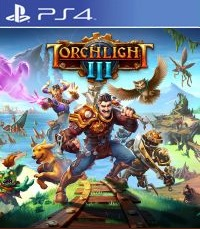 Torchlight 3 ps4 download code