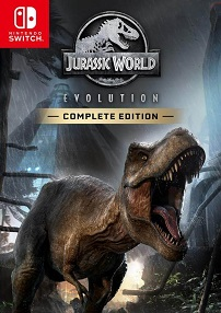 Jurassic World Evolution Switch download code