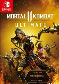 Mortal Kombat 11 Switch download code