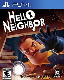 Hello Neighbor ps4 free download code