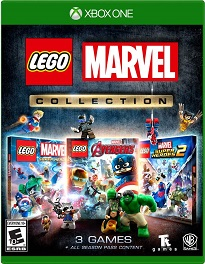 LEGO Marvel Collection xbox one free download code