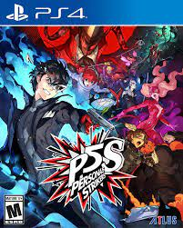 Persona 5 Strikers ps4 free download code