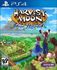 Harvest Moon One World ps4 free download code