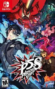 Persona 5 Strikers Switch free download code