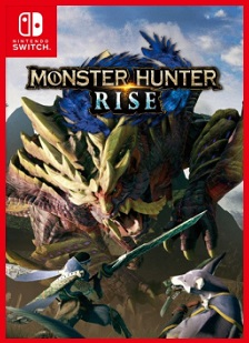 Monster Hunter Rise Switch free download code