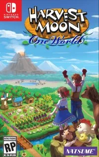 Harvest Moon One World Switch redeem code free download