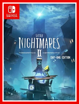Little Nightmares 2 Switch redeem code free download