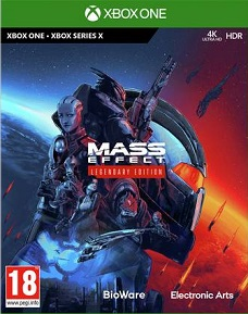 Mass Effect Legendary Edition xbox one redeem code free download