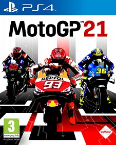 MotoGP 21 ps4 redeem code free download