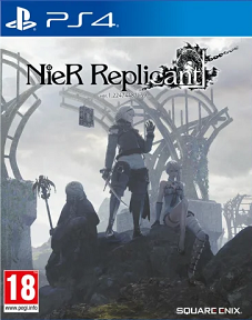 NieR Replicant ps4 redeem code free download