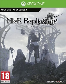 NieR Replicant xbox one redeem code free download