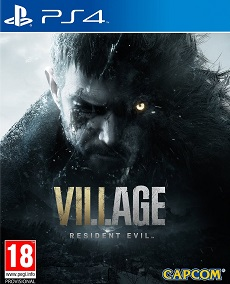Resident Evil Village ps4 redeem code free download