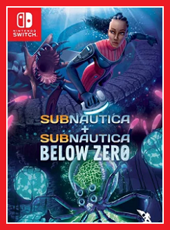 Subnautica Switch redeem code free download