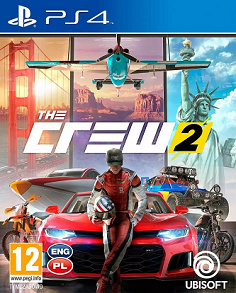 The Crew 2 ps4 redeem code free download