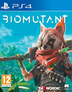 Biomutant ps4 redeem code free download