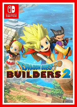 Dragon Quest Builders 2 Switch redeem code free download