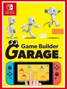 Game Builder Garage Switch redeem code free download