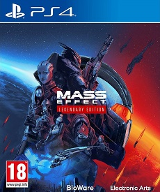 Mass Effect Legendary Edition ps4 redeem code free download