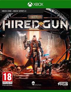 Necromunda Hired Gun xbox one redeem code free download