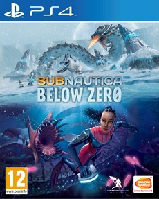 Subnautica Below Zero ps4 redeem code free download