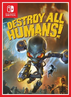 Destroy All Humans Switch redeem code free download