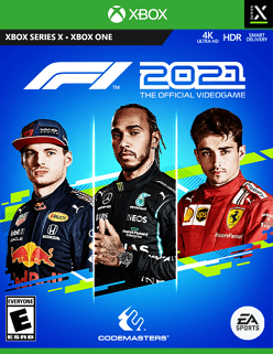 F1 2021 xbox one redeem code free download
