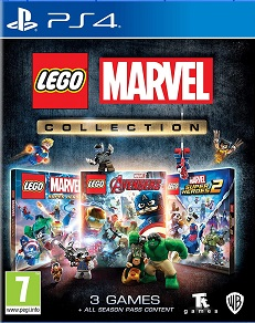LEGO Marvel Collection ps4 redeem code free download