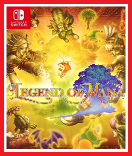 Legend of Mana Switch download free codes