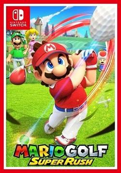 Mario Golf Super Rush Switch redeem code free download