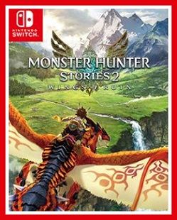 Monster Hunter Stories 2: Wings of Ruin Switch free codes