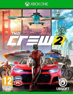 The Crew 2 xbox one redeem code free download