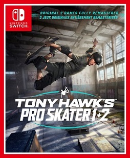 Tony Hawk's Pro Skater Switch redeem code free download