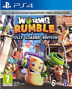 Worms Rumble ps4 free codes