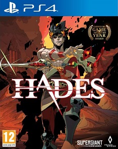 Hades PS4 free redeem codes download