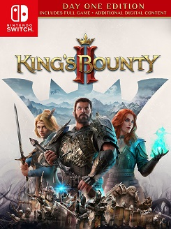King's Bounty 2 Switch redeem code free download
