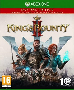 King's Bounty 2 xbox one redeem code free download
