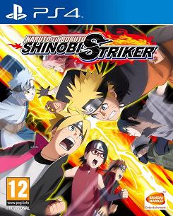 Naruto to Boruto Shinobi Striker ps4 redeem code free download