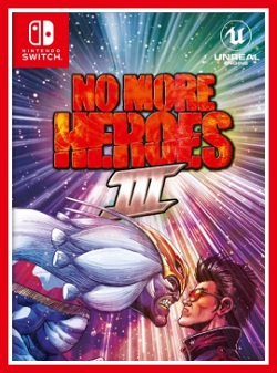 No More Heroes 3 Switch redeem code free download