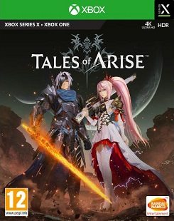 Tales of Arise xbox one redeem code free download
