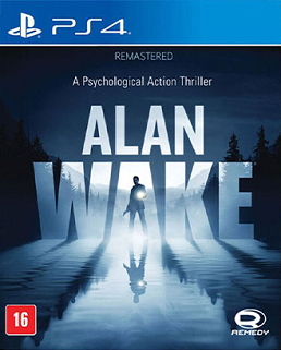 Alan Wake Remastered ps4 redeem code free download