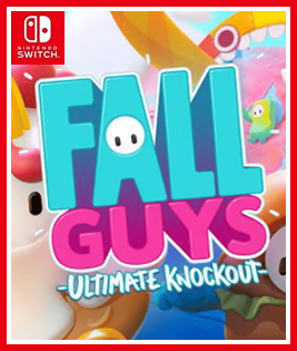 Fall Guys Switch redeem code free download