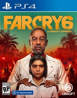 Far Cry 6 ps4 redeem code free download