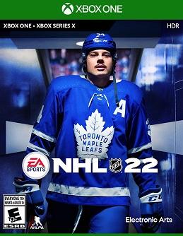 NHL 22 xbox redeem code free download