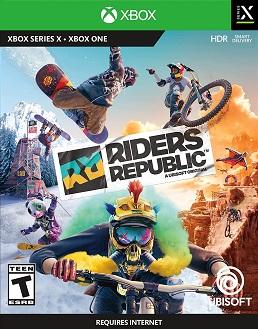 Riders Republic xbox one redeem code free download